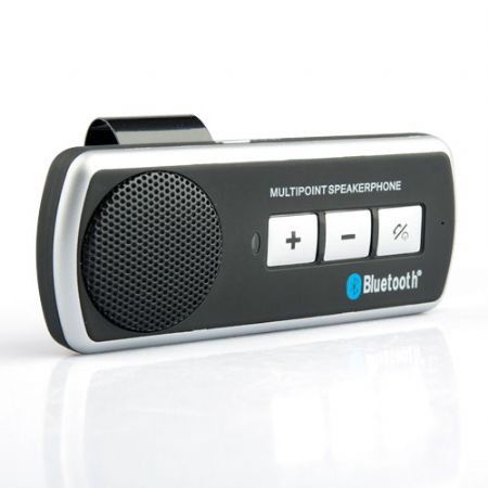 HANDS FREE BLUETOOTH V. 2.1 EDR CAR KIT CLIP & TALK